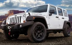 2013 Jeep Wrangler Unlimited Moab Review