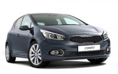2013 Kia Ceed Concept Review