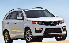 2013 Kia Sorento Review, Price, and Gallery