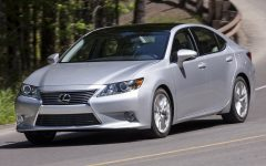 2013 Lexus ES350 and Lexus ES300Hybrid New Car