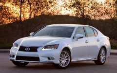 2013 Lexus GS 450h review