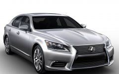 2013 Lexus LS 460 Review
