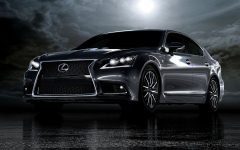 2013 Lexus LS 460 Sport F Review