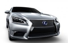 2013 Lexus LS Unveiled at San Fransisco