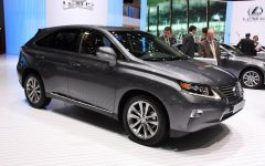 2013 Lexus RX Transferred from Japan to Canada
