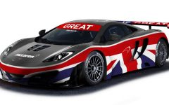 2013 McLaren 12C GT3 unveiled at Goodwood Festival of Speed