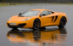 2013 McLaren MP4-12C Gets Many Upgrade