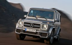 2013 Mercedes-Benz G63 AMG Review