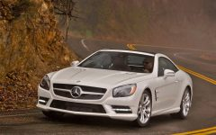 2013 Mercedes-Benz SL550 Review