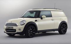 2013 Mini Clubvan Unveiled at Goodwood Festival of Speed