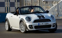 2013 Mini Roadster Urban Innovative Small Car
