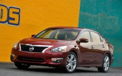 2013 Nissan Altima Sedan Specs Review
