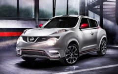 2013 Nissan Juke Nismo Go on Sale in January