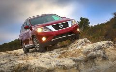 2013 Nissan Pathfinder Has Unveiled