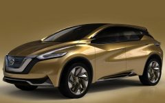 2013 Nissan Resonance Concept Unveiled at Detroit