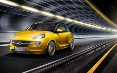 2013 Opel Adam Sale in early 2013