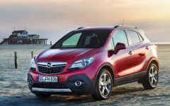 2013 Opel Mokka Review