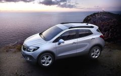 2013 Opel Mokka Concept Review