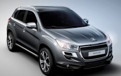 2013 Peugeot 4008 Review