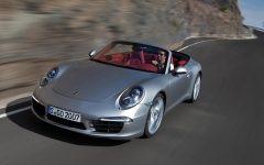 2013 Porsche 911 Carrera Cabriolet Reviews