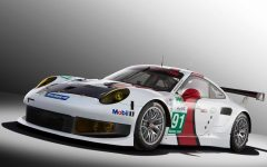 2013 Porsche 911 RSR For WEC and Le Mans 24 Hours