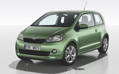 2013 The New Skoda Citigo Concept Information