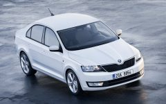 2013 Skoda Rapid Unveiled at Paris Motor Show