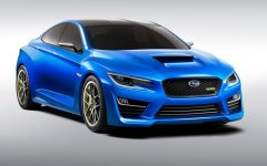 2014 Subaru WRX Concept Unveiled at New York