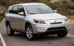 2013 Toyota RAV4 EV Electric Cars 2012