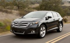 2013 Toyota Venza Specs and Price