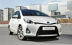 2013 Toyota Yaris Hybrid Concept Review