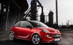 2013 Vauxhall Adam at Paris Motor Show