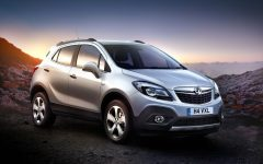 2013 Vauxhall Mokka Price Review
