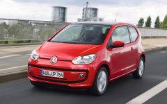 2013 New Volkswagen Up! : Small Specialist City Car