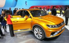 2013 Volkswagen CrossBlue Coupe Concept Review