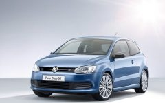 2013 Volkswagen Polo BlueGT at Geneva