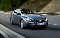 2013 Volvo V40 Review