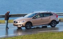 2013 Volvo XC40 Adopted V40 Design