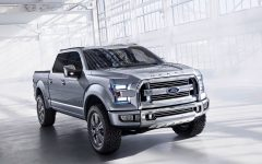 2013 Ford Atlas Review