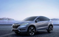 Honda Urban SUV Concept Comes to US Market at 2014