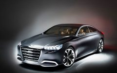2013 Hyundai Genesis HCD-14 Unveiled at Detroit