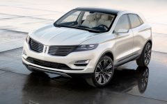2013 Lincoln MKC Concept Review