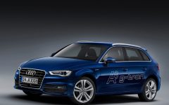 2014 Audi A3 Sportback G-Tron Unveiled at Geneva