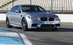 2014 BMW M5 Gets 4.4-liter V8 575 HP