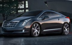 2014 Cadillac ELR Unveiled at Chicago Auto Show