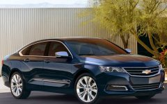 2014 Chevrolet Impala Specs and Price