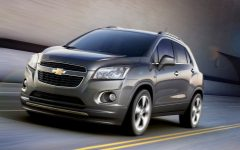 2014 Chevrolet Trax new Mini Car