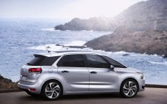 2014 Citroen C4 Picasso Specification Review