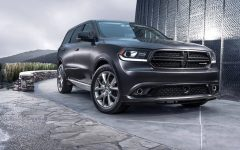 2014 Dodge Durango Gets Carryover Engines