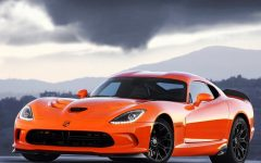 2014 Dodge SRT Viper TA Produced 33 Units Only